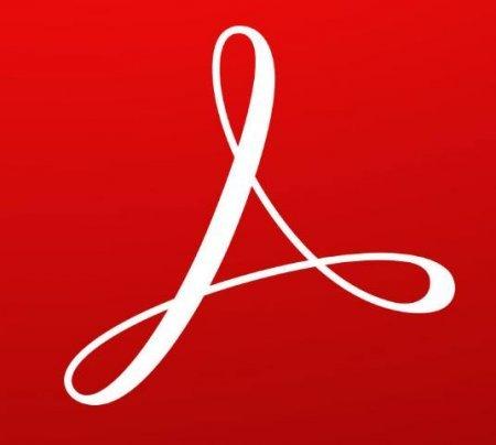 логотип акробат реадер