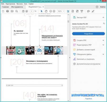 пример открытого pdf файла