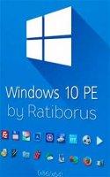 Загрузочный диск Windows 10 PE v5.0 от Ratiborus