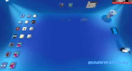 интерфейс программы Real Desktop Standard