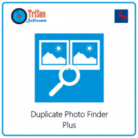 Duplicate Photo Finder plus logo