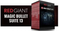 Red Giant Magic Bullet Suite Logo