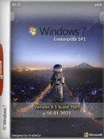 Version 6.1 build 7601
