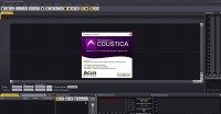 информация о лицензии acoustica